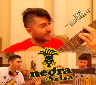 """La Negra Salsa presenta su nuevo disco, """"Son de Zambas, Gatos y Chayareras"""""""