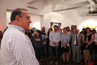 Cultura entregó los premios del Salón de Pintura