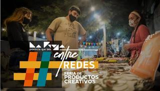 Continúa la Feria de Productos Creativos y Riojanos