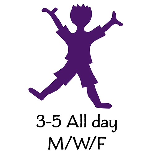 3-5 All Day M/W/F