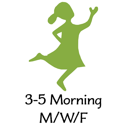 3-5 Morning M/W/F