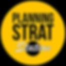 Logo PlanningStrat-Station, Brand & Content Marketing