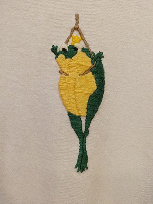 Hanging Frog Prince