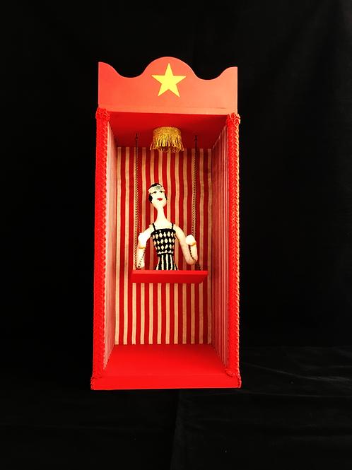 Série Circus - La Femme Tronc