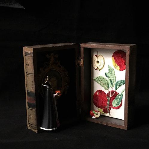 Autopsie de contes de fées - Autopsie d'une pomme