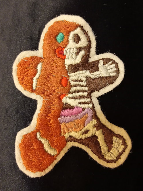Ginger Bread Man Autopsy