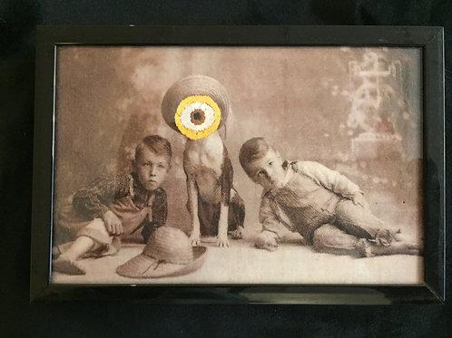 Cyclope Dog et ses maîtres