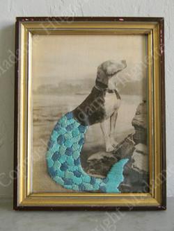 petites_sirène_avec_copyright deco objets insolites décorations idée cadeau cabinet de curiosités