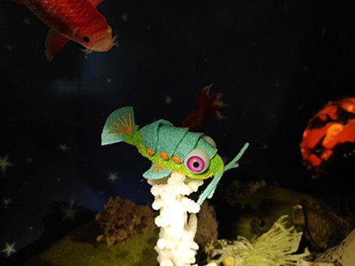 Poisson des coraux