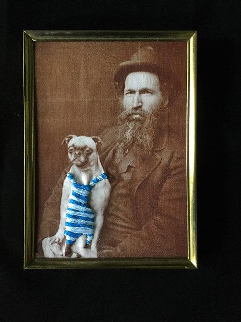 Une Vie de chien - Le petit baigneur