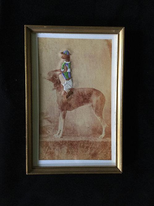 Une Vie de chien - Le Jockey