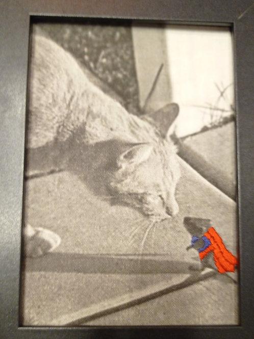 Super Souris contre Le Chat