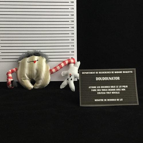 Doudounator - Monstre de dessous de lit
