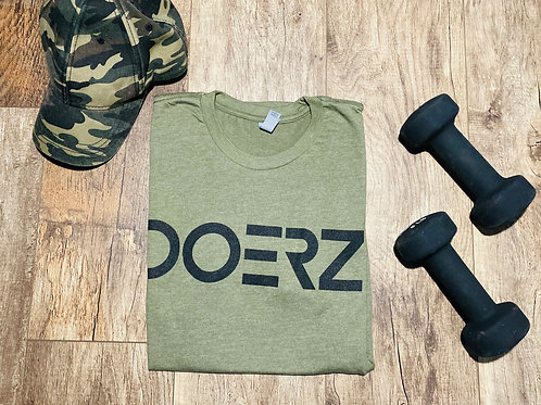 Doerz Army Green Tee