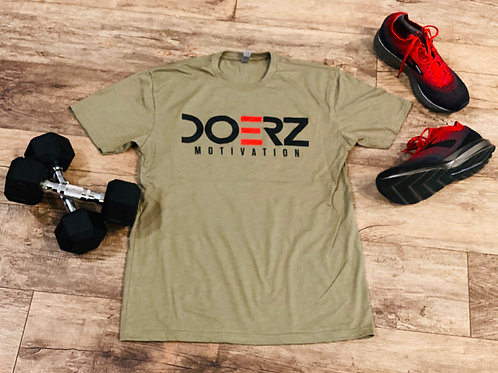 Doerz Army Green and Red
