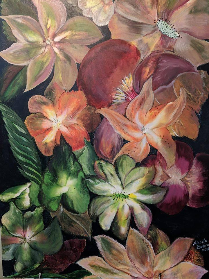 """Flowers Talk"""