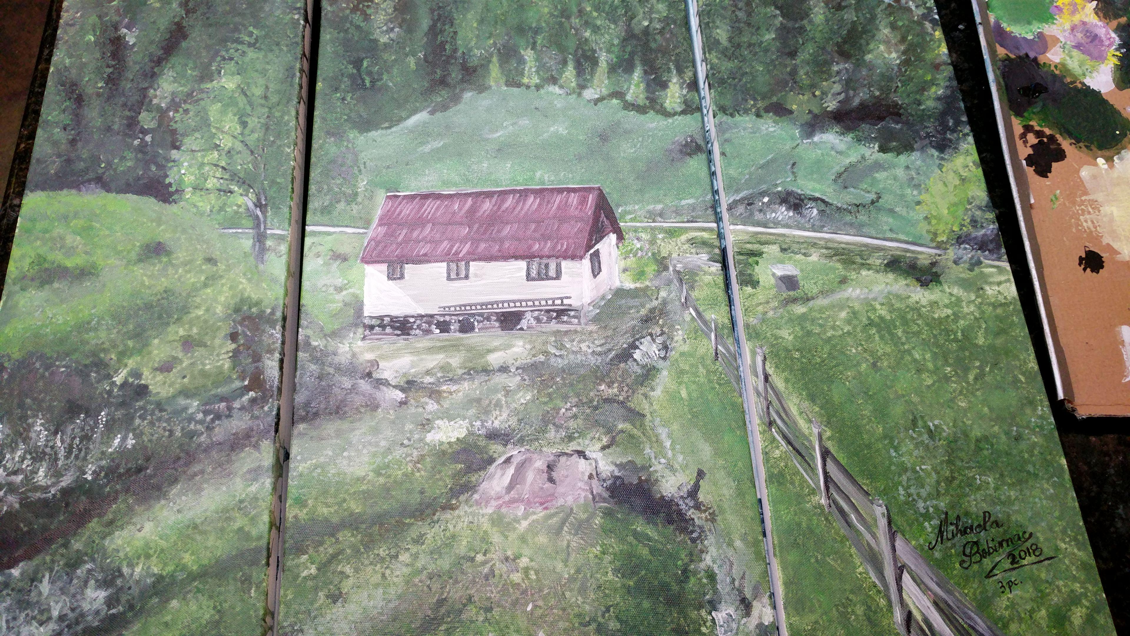 Ivan's Mill