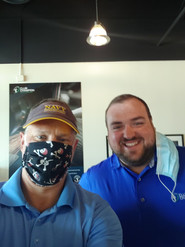 Dave and Mike from Club Champions