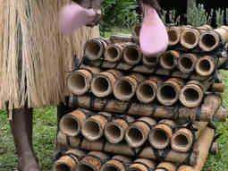 Yumi Yet Bamboo Band