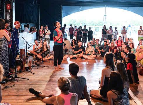 Colors of Ostrava - Chant Workshop