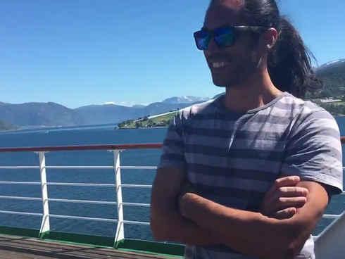 Peace Boat 和平號 - 歐洲首演彩排