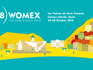 visit us at WOMEX stand B49-50