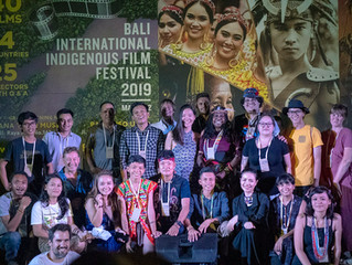 Open Film of Bali Indigenous Film Festival 2019 & Sustainable Solution 2019