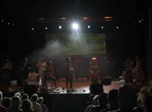 Rudolstadt Festival - Perf' Arts Centre