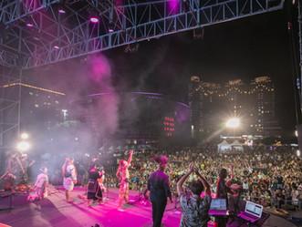 2018 Taiwan album launch & festival tour 台灣巡迴