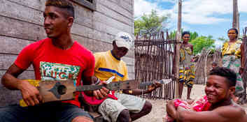 Ankivio village band