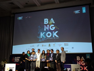 """""""Best International Project"""" at ASD Asian Side of the Doc"""