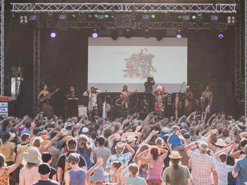 Rudolstadt Festival - Main Stage Concert