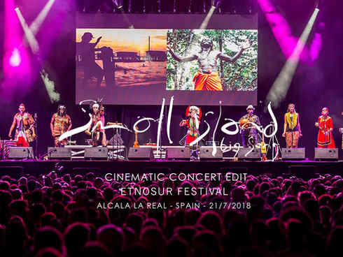 EtnoSur Festival - Headlining
