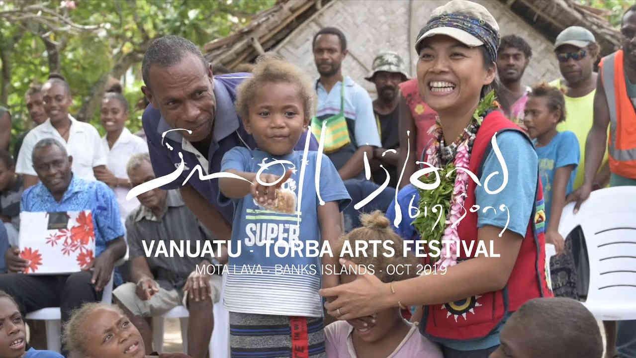 Recap video Vanuatu Torba Arts Festival 2019