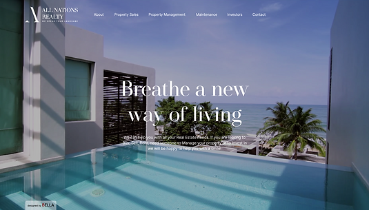 We are the leading online image agency. We know that with the right design you can sell a lot more. Now we have created a unique design that will help show the property in the best way and encourage the client to buy.