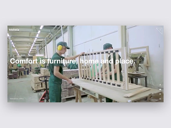 Template for Furniture Store