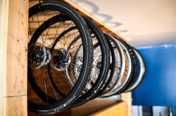 Plusieurs gammes de roues disponibles