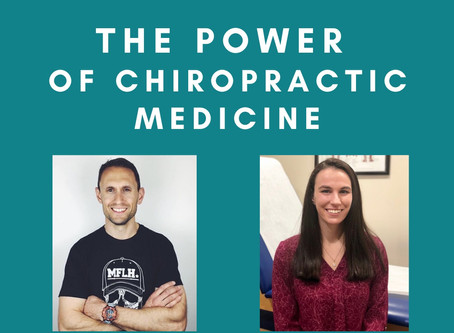 The Power of Chiropractic Medicine