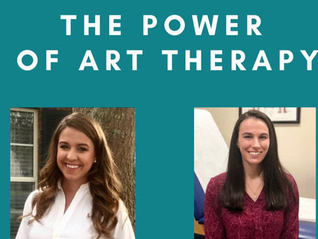 The Power of Art Therapy... Helping Victims of Abuse