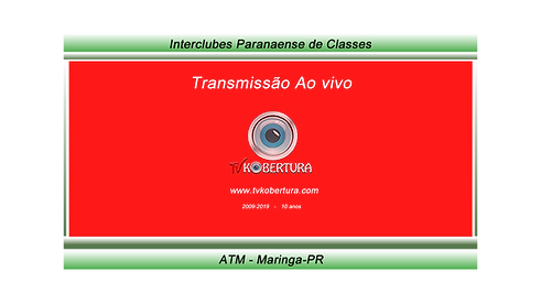 Interclubes Paranaense de Classes 2019.f