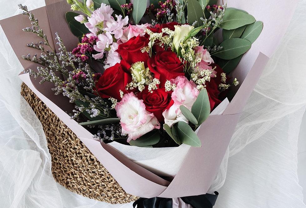 Be mine - Fresh Flowers