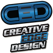 Creative Edge Design Logo