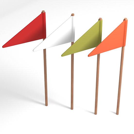 Flag (Rigged)