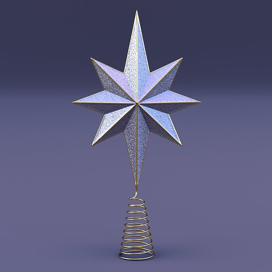 Tree Star Topper