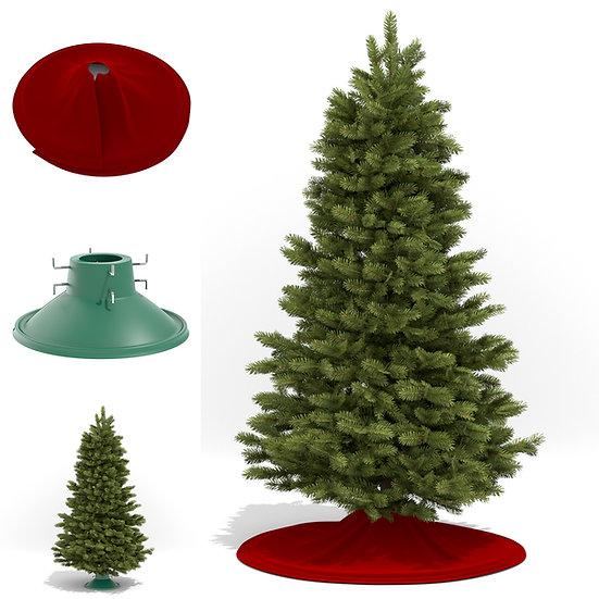 Christmas Tree Bundle (Plain)