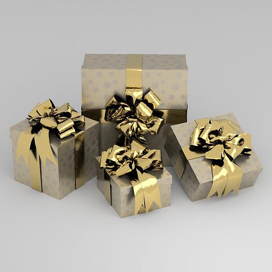 Gift Wrapped Box Set