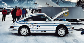 The GP ICE RACE!