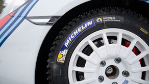 FEEL THE GRIP OF REAL WORLD RALLY CHAMPIONSHIP TIRES!