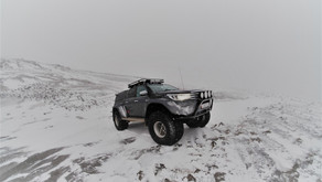 The Extreme 4x4 Iceland Challenge has started!