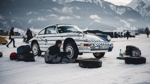 From the GP Ice Race to Marcus Grönholm Winter Experience!